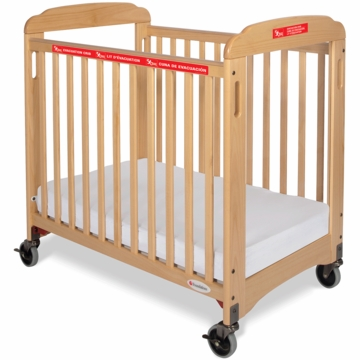 Foundations First Responder Evacuation Crib  - Clearview Ends