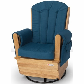 Foundations SafeRocker Swivel Glider