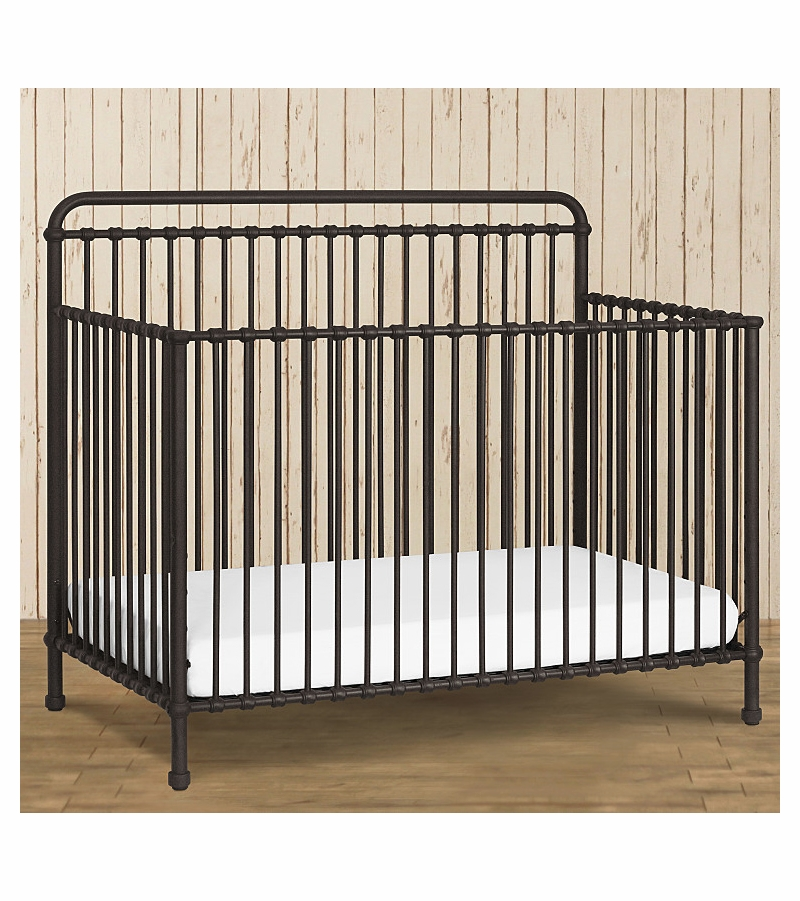 Franklin Amp Ben Winston 4 In 1 Convertible Crib Vintage Iron