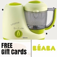 FREE Gift Cards with Beaba Products