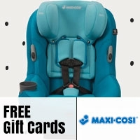 FREE Gift Cards with Maxi Cosi