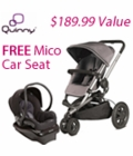Free Mico Car Seat with Buzz Xtra or Zapp Xtra