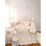 Glenna Jean Ava 4 Piece Crib Bedding Set