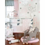 Glenna Jean Bella and Friends 4 Piece Crib Set