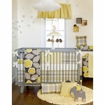 Glenna Jean Brea 4 Piece Crib Set