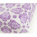 Glenna Jean Fitted Sheet in Damask