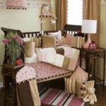 Glenna Jean Just Buggy 4 Pc Crib Set