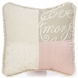 Glenna Jean Love Letters Pillow - Patch