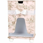 Glenna Jean Madison Diaper Caddy with Wipes Holder