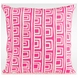 Glenna Jean Millie Throw Pillow - Geometric Print