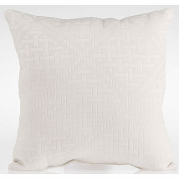 Glenna Jean Millie Throw Pillow - Grey Texture
