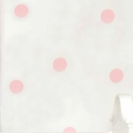 Glenna Jean Pink Dots Vinyl Wall Decal (Set of 6)