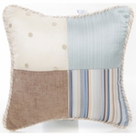 Glenna Jean Preston Pillow - Patch