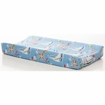 Glenna Jean Set Sail Changing Pad Cover - Sailboats