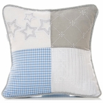 Glenna Jean Starlight Pillow - Patch