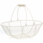 Glenna Jean Storage Wire Basket