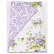 Glenna Jean Sweet Violets Twin Duvet Cover