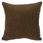 Glenna Jean Tanzania Chocolate Pillow