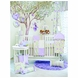 Glenna Jean Viola 3 Piece Crib Bedding Set