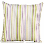 Glenna Jean Viola Pillow - Stripe