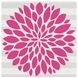 Glenna Jean Wall Decal - Pink Flower