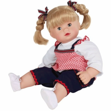 "Gotz Maxy Muffin 16.5"" Doll - Blonde Hair"
