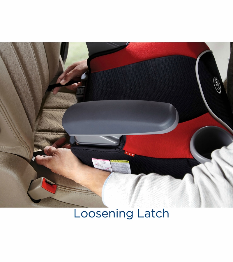 Graco AFFIX Backless Booster Car Seat with Latch System ...