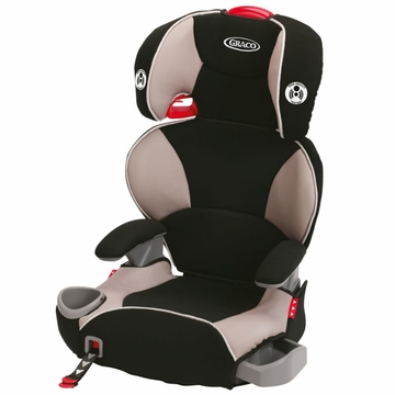 Graco AFFIX Highback Booster Seat with Latch System - Pierce