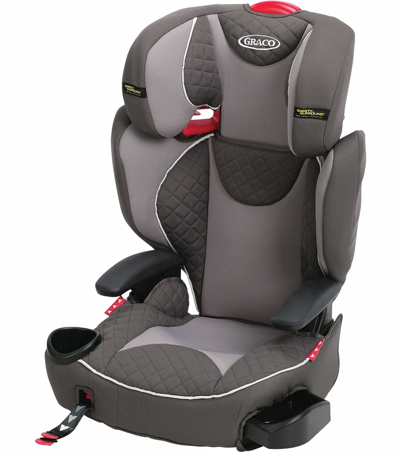 Graco Affix Booster Car Seat With Latch
