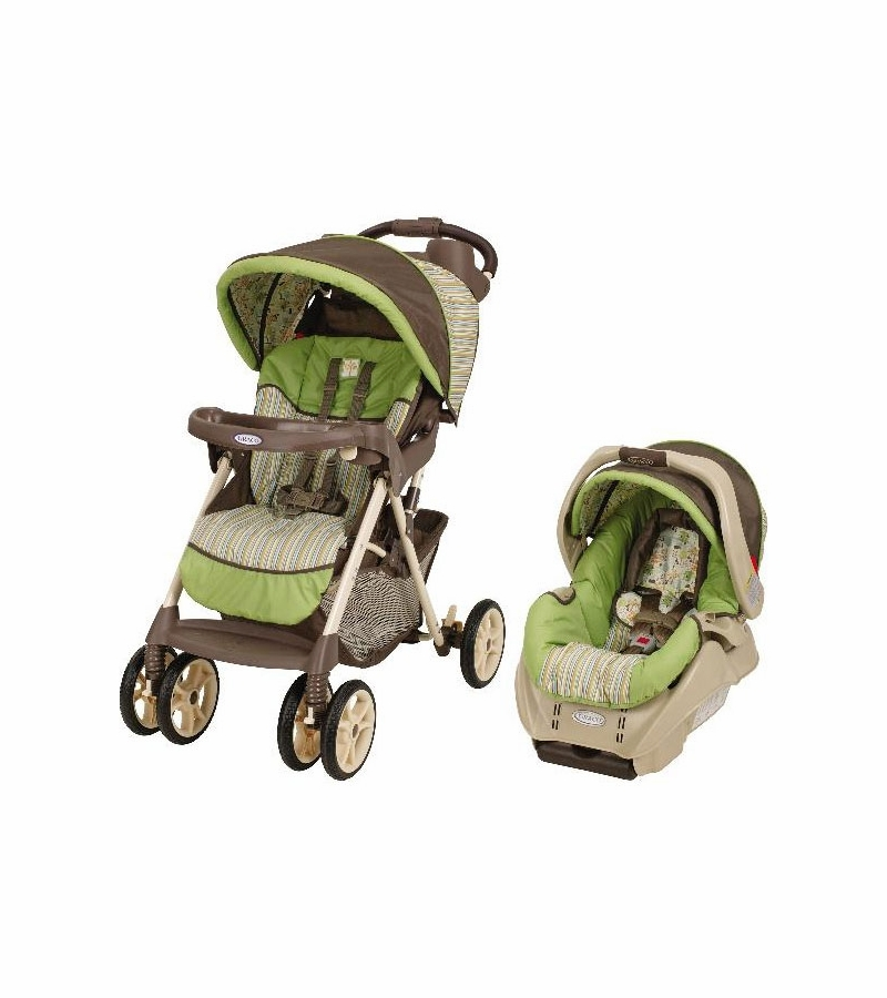 Graco Alano Travel System Snugride Nobel