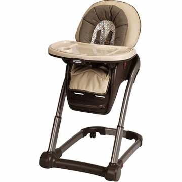 Graco Blossom 4 in 1 High Chair - Astoria