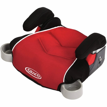 Graco Backless Turbo Booster Car Seat - Frenzy (2012)