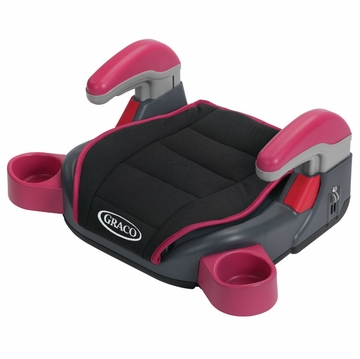 Graco TurboBooster Backless Car Seat - Candy