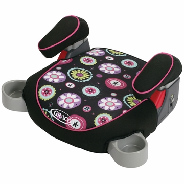 Graco TurboBooster Backless Car Seat - Tallulah