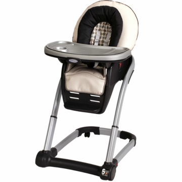 Graco Blossom 4 in 1 High Chair - Vance
