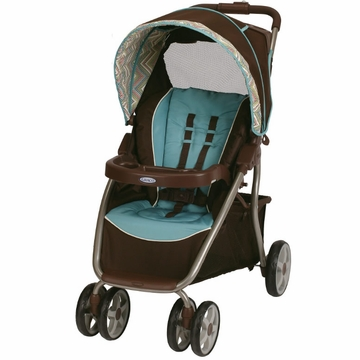 Graco Dynamo Lite Classic Connect Stroller - Avery