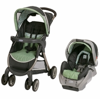 Graco FastAction Fold Classic Connect Travel System 2014 - Sonoma