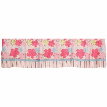 Graco Girl Woodland Window Valance by KidsLine