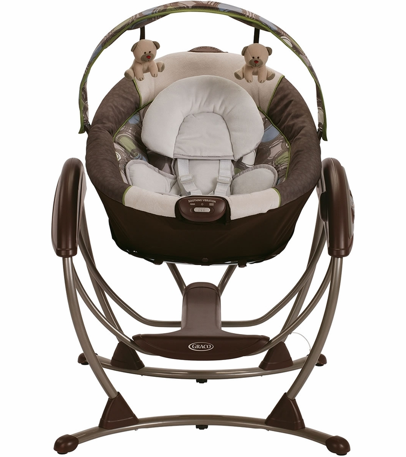 Graco Glider Lx Gliding Swing Roundabout