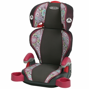 Graco Highback TurboBooster Car Seat - Emille