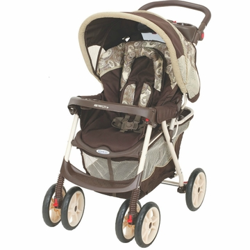 Graco MetroLite Classic Connect LX Stroller Birkshire