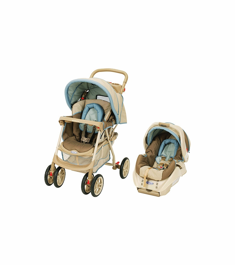 Graco Metrolite Travel System Wesley