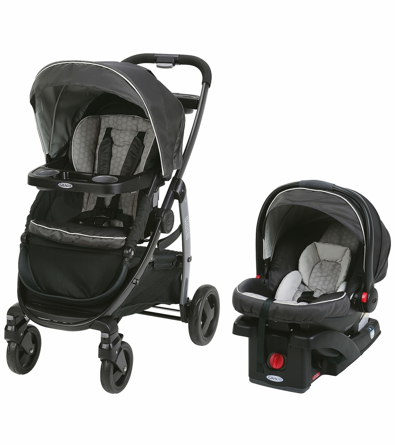 Graco Modes Click Connect Travel System Davis