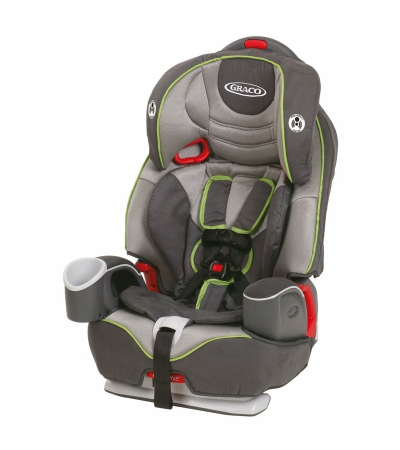 Graco Nautilus   In  Booster Car Seat