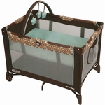 Graco On the Go Pack 'n Play Playard - Little Hoot