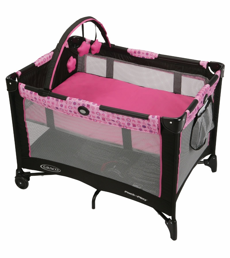 Graco Travel Playpen Pack n Play Play Yard Portable ...