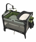 Graco Pack 'n Play Playard with Bassinet & Changer - Monroe