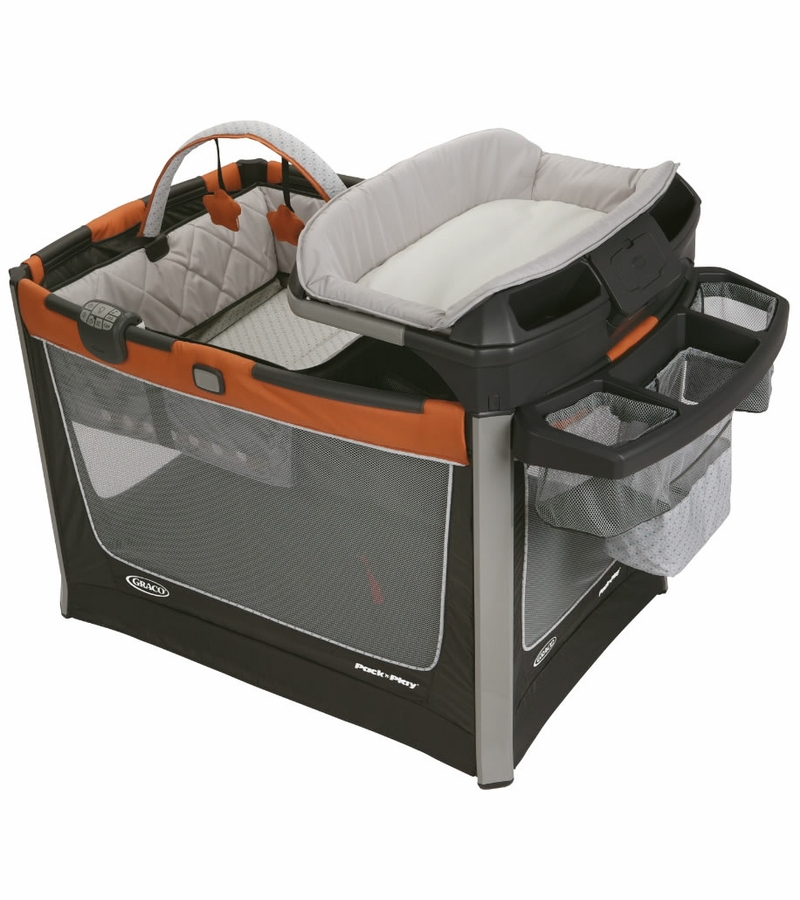 Graco baby playards with vibrator