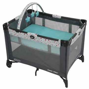 Graco Pack 'n Play Playard with Automatic Folding Feet - Tinker