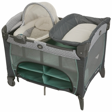 Graco Pack 'N Play Playard with Newborn Napper DLX - Manor